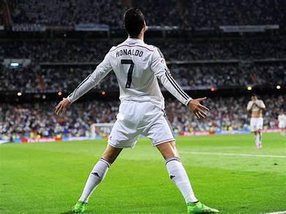 Ronaldo Celebration Cristiano Wallpapers
