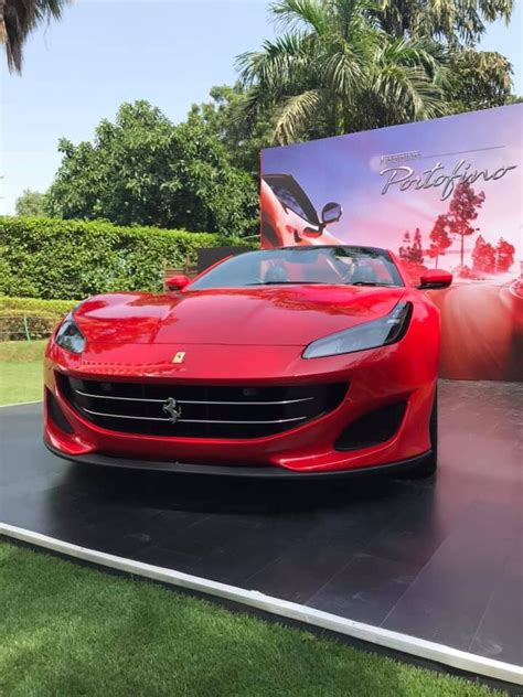 Ferrari has launched the gtc4lusso in india at a price of rs 5.2 crore. 2018 Ferrari Portofino Launched in India - Know Details