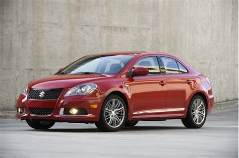 2013 Suzuki Kizashi For Sale by Notorious Nine Cars With Undeserved Bad Reputations