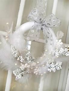 Deko Weiß Silber : 25 winter deko ideen die f r eine festliche stimmung sorgen ~ Sanjose-hotels-ca.com Haus und Dekorationen
