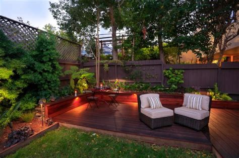 City Backyard Ideas - 18 great design ideas for small city backyards style