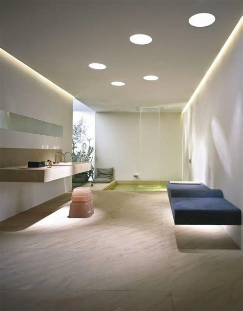 Lowered Ceiling Ideas by 30 Cool Bathroom Ceiling Lights And Other Lighting Ideas