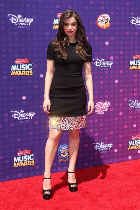 HAILEE STEINFELD at 2016 Radio Disney Music Awards in Los ...
