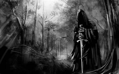 Gothic Dark Wallpapers Death Sword