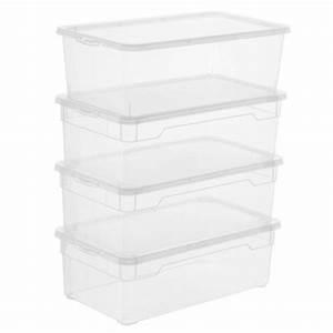 Aufbewahrungsbox Unter Bett : mit dieser transparenten box bewahren sie schuhe bez ge oder andere kleinigkeiten perfekt auf ~ Yasmunasinghe.com Haus und Dekorationen
