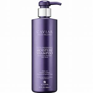 Caviar anti-Aging Replenishing moisture Shampoo - alterna