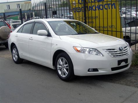 toyota camry   gasoline ff automatic