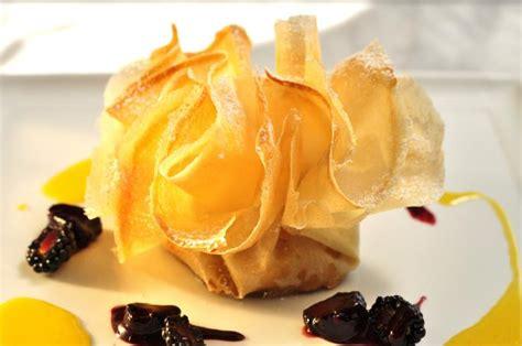dessert avec feuille de brick entr 233 es faciles 224 la base de feuille de brick archzine fr