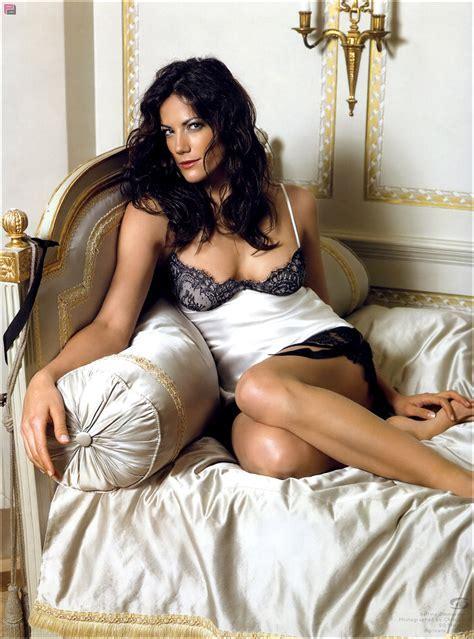 Fresh Celebrity Pics Bettina Zimmermann Hot Pictures
