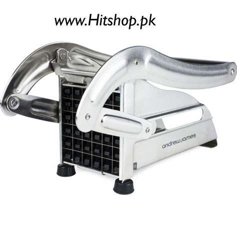 Potato Chipper Heavy Duty Silver in Pakistan   Hitshop