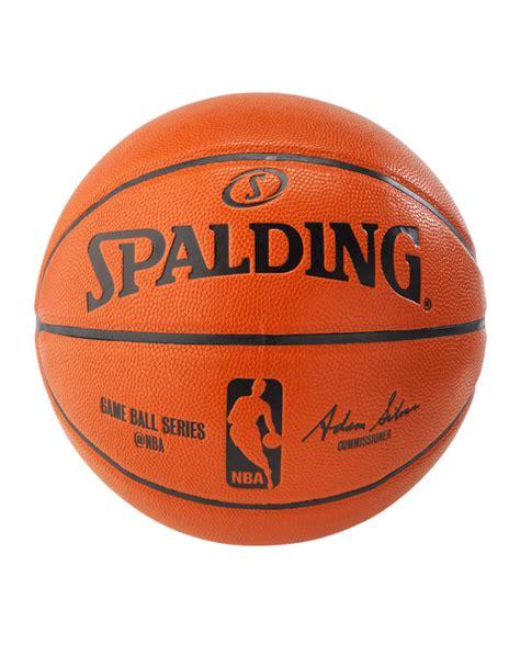 nba game ball replica basketball spalding