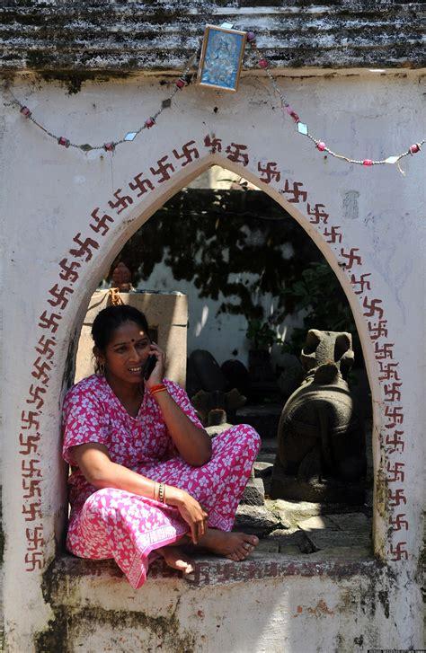 indias women cell phone ban sunderbari village bars