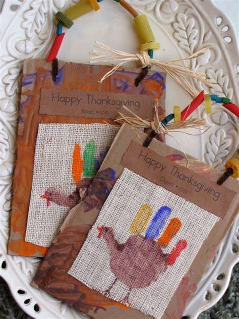fun diy thanksgiving craft ideas  kids