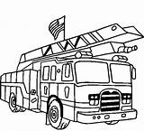Coloring Fire Truck Pages Printable Lego Engine Toddlers Getcolorings Popular Everfreecoloring sketch template