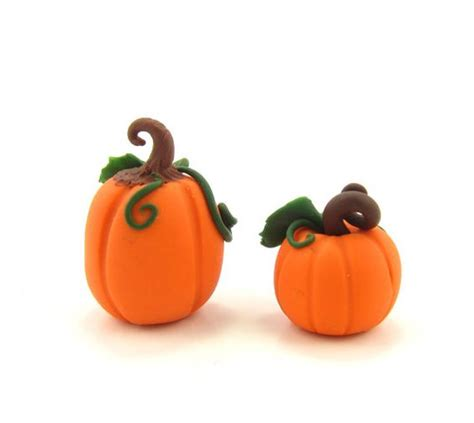 pate a modeler traduction polymer clay pumpkins bookmarks fimo p 226 tes polym 232 res et pate fimo