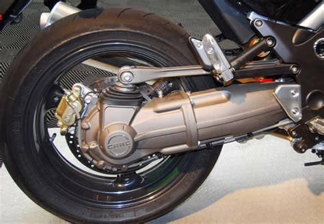 The Moto-guzzi Carc System