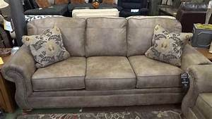 Tufted couches cheap great sectional recliner tufted for Ashley furniture sectional sofa sale