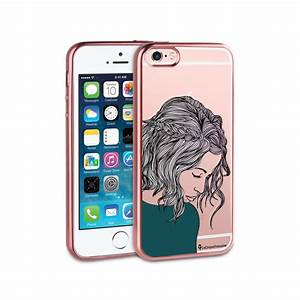 Coque Rose Iphone 6 : coque iphone 6 iphone 6s bumper rose gold lolita la ~ Teatrodelosmanantiales.com Idées de Décoration
