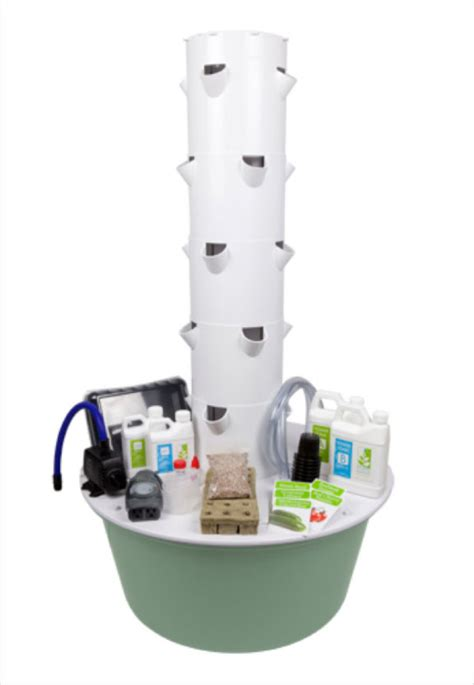 what is a tower garden dr mitra