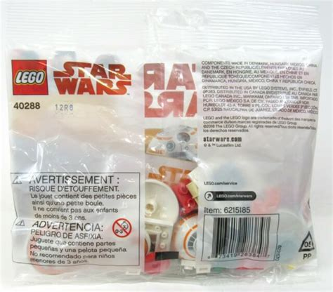 LEGO 40288 Star Wars Polybag Bb-8 May 4th Promo for sale ...