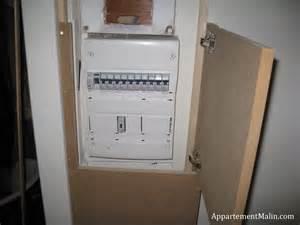 Armoire Pour Cacher Compteur Electrique by Comment Fabriquer Un Coffrage Cache Compteur Appartement