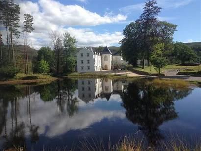 Langwell Lodge Highlands Ullapool Castles Islands Property