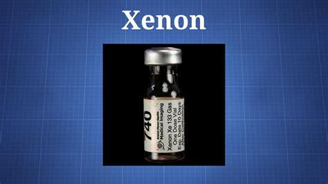 xenon  drug classroom