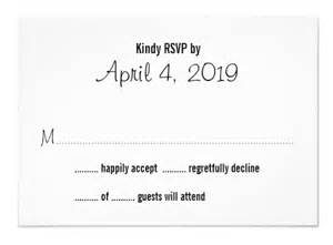 simple wedding invitation wording wedding reply card wording ideas