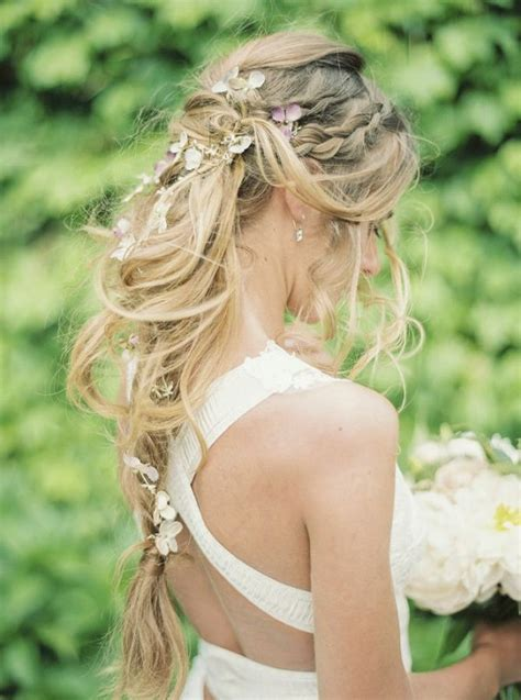 long wedding hairstyles  beautiful details  wow