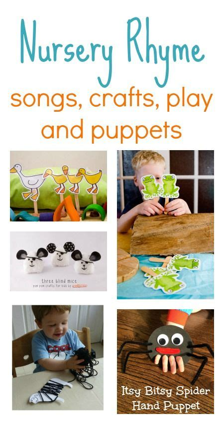 25 best ideas about nursery rhyme crafts on 521 | cd36aff01b15528f175479daf939dbff
