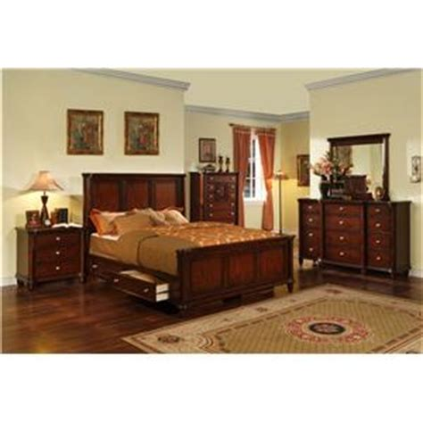 Cheap Bedroom Sets Birmingham Al by Elements International Hamilton King Transitional Rich
