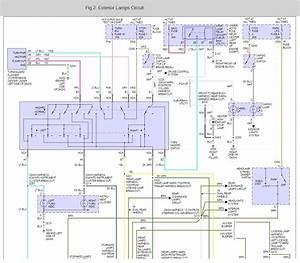 Diagram  Headlight Wiring Diagram Electrical Problem V8