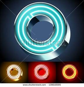 Neon Tube Stock Royalty Free & Vectors