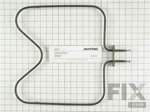 Oem Magic Chef Wall Oven Bake Element  16 U0026quot  Long X 16 U0026quot  Wide