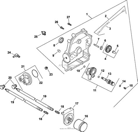 Ch 20 Kohler Command Wiring Diagram by Kohler Command 25 Replacement Parts Engine Diagram And