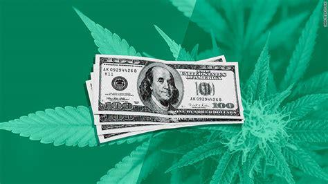 marijuana legalization  pot industry pays billions