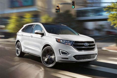 2018 Ford Edge Price And Review Noorcarscom