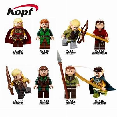 Lord Rings Tauriel Battle Elf Toys Aliexpress