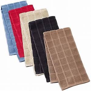 Kitchensmart® Solid Kitchen Towel - www BedBathandBeyond com