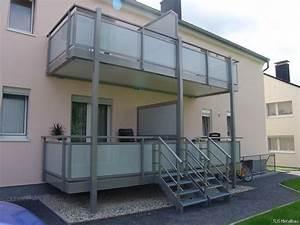 Herbstliche Blumenkästen Bilder : stahlbalkone balkone stahlbalkon individuell ~ Lizthompson.info Haus und Dekorationen
