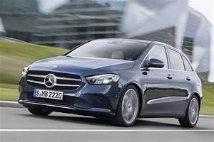 Nouvelle Mercedes Classe B : mercedes classe b 2018 infos et photos officielles du nouveau monospace ~ Nature-et-papiers.com Idées de Décoration
