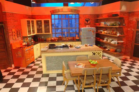 Rachael Ray's Kitchen  Hooked On Houses. Soundproof Room. Home And Decor Stores. Clean Room Monitoring System. Room Splitter. Cheap Living Room. Mountain Home Decor. Vintage Kitchen Decor. Hanging Room Dividers On Tracks