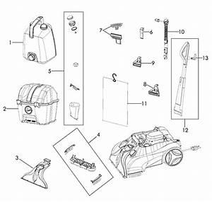 Hoover Super Scrub 50 Manual