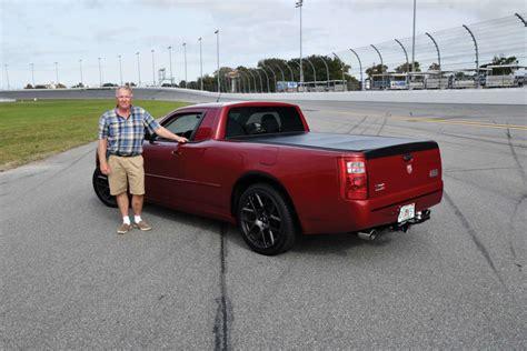 Smyth Performance's Dodge Charger Ute…