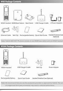 Yealink W60b Dect Ip Base Station User Manual Yealink W60b