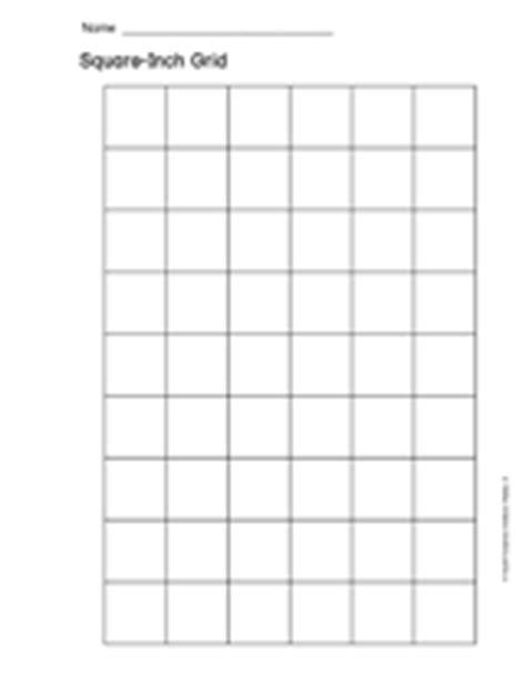 Printable Algebra Tiles Template by Blank 100 Grid Teachervision