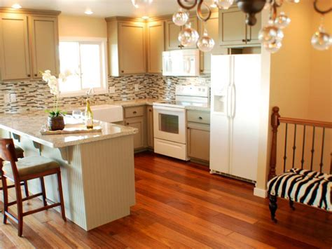 Cheap Versus Steep: Kitchen Cabinetry   HGTV