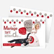 faire part mariage humour faire part mariage humoristique sur monfairepart