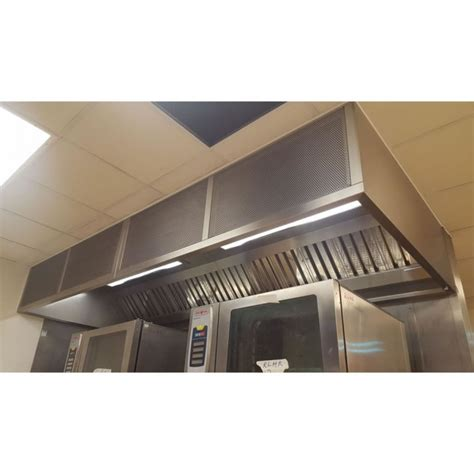 kitchen canopy lights extraction ventilation canopy with lighting 3314