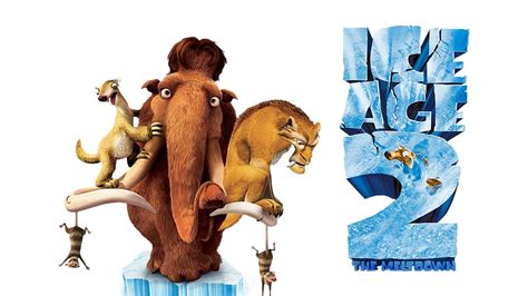 ice age  meltdown  backdrops